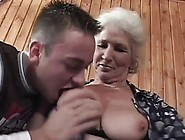 Granny Fucking Teenage Cock