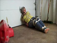 Sandra Silvers Bound And Gagged