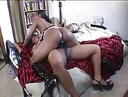 Two Black Divas Go Lezbo
