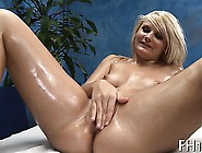 Sexy Sizzling Gets A Slit Massage Then Fucked Hard!