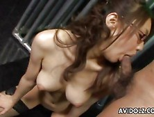 Wild Miho Kanda In Blowjob Action