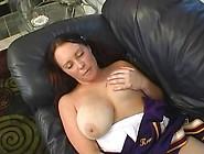 Large Tit Plump Cheerlader Rachel Likes Her Creampie