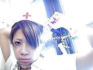 Iwata Yoko In Nurse Costume