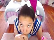 Teen Japanese Swabby Yoki4Sex Merry Fucks Her Hairy Pussy