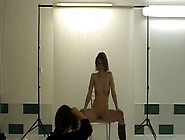 Shy And Modest Girl Is Posing In Nude Photoshoot