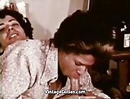 Girlfriend Has Good Blowjob Skills (1960S Vintage)