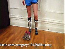 The Best Ball Busting Is At Clips4Sale. Com