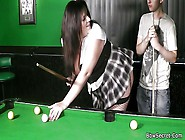 Big Fat Booty Bbw Plays With Balls