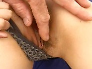 Little Asian Milf Gets Her Hairy Cunt Pounded