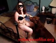 De Mascara Mulher Transa Gostoso Com Cachorro Zoofilia Mobile