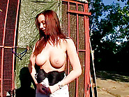 Stunning Girl With Nice Tits Gets Fucked In The Street