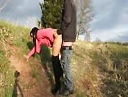 German Girl Get Fuckt Outdoor And.  Ehtel From 1Fuckdate. Com