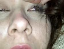 Eye Check Sleeping Ex Girlfriend