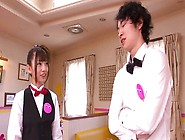 Teasing Small Titted Japanese Yui Yamashita Is Making Dude Cum I
