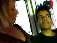 Camily In A Van Gangbang