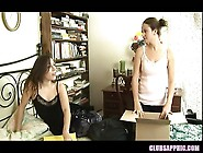 Sinn Sage And Elexis Monroe Take A Break From Packing By Club Sa