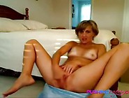 Mom Masturbates On Webcam For Son. Mp4