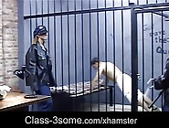 Handsome Prisoner Used For Fuck By Horny Females