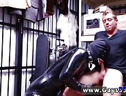 Gay Boys Fuck In Shop Dungeon Sir With A Gimp