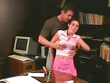Ashley Blue Fucked At The Office