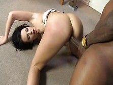 Tattooed Temptress Going For Big Black Cock