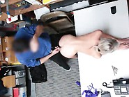 Skinny Blonde Teen Thief Gets Pussy Drilled By Lp Officer