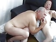 Two Mature Japanese Gentlemen
