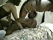 White Milf Gets Double Teamed By B.  Son From 1Fuckdate. Com