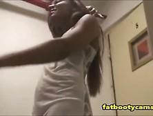 Hot Ebony Hooker Picked Up - Fatbootycams. Com