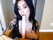 50 Min Of Deepthroating,  Sucking And Dirty Talking 2
