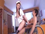 Incredible Japanese Girl Minori Hatsune In Horny Handjobs,  Stock