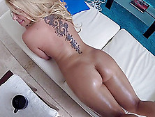Nice Pov Massage For The Milf With A Spectacular Ass