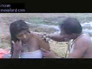 Hot Devika River Bathing Scene