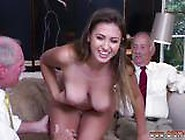 Old Man Fuck Ivy Impresses With Her Yam-Sized Jugs And Ass