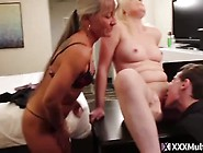Family Threesome,  Mom-Son-Daughter