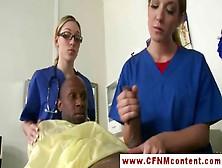 Fetish Cfnm Matures Test Patients Black Cock By Chanface