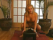 Fancy Sybian Makes My Tight Shaved Pussy Tremble With Orgasm