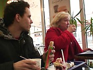 This Chab Picks Up Old Fatty And Gangbangs Her Hard