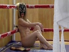 Lucha Underground Wrestler Sexy Star Espn Body Issue (Mexico)