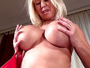 Homemade Mature Masturbating