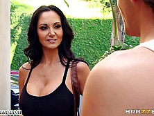 Teen Boy Seduced By Mature Woman Ava Addams With Big Boobs