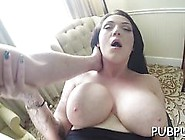 Bewitching Pickup Action Teen