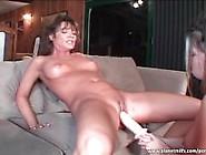 Slutty Milf Enjoys Lesbian Sex With Hot Babe