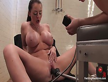 Sindee Jennings And Sophie Dee - Squirting And Squirting