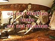 On Est Vielles Mais On Est Bonnes(French)[French Ladies - Q20~12