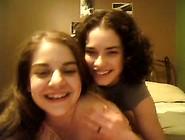 Horny Webcam Girl Fucks