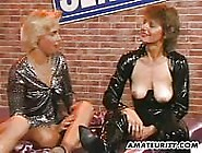 Amazing Vintage Threesome