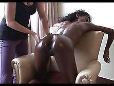 Erotic Massage For Oiled Up Teen Ebony