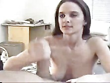 Wife Loses Bet,  Fucks With Hubbys Friend