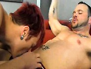 Drew Sumrok Sucking On A Mature Studs Hard Cock